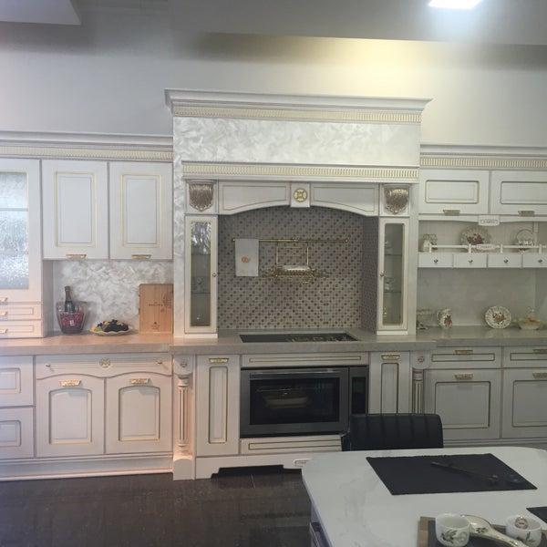 Aran Cucine Flagstore Showroom - Aran מטבחים - Mobilya / Ev ...
