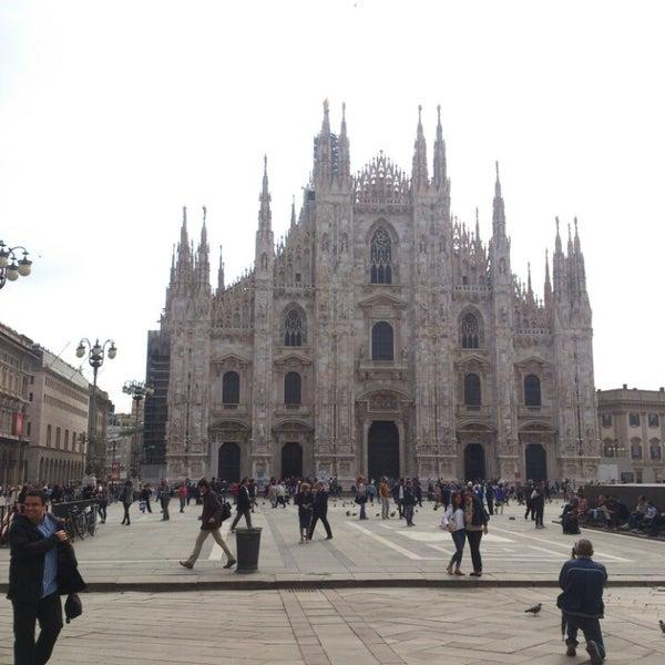 Photo prise au Dôme de Milan par T K. le5/15/2013
