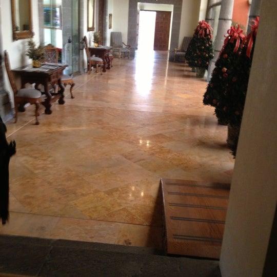 12/19/2012 tarihinde Miguel H.ziyaretçi tarafından Hacienda de Los Morales'de çekilen fotoğraf