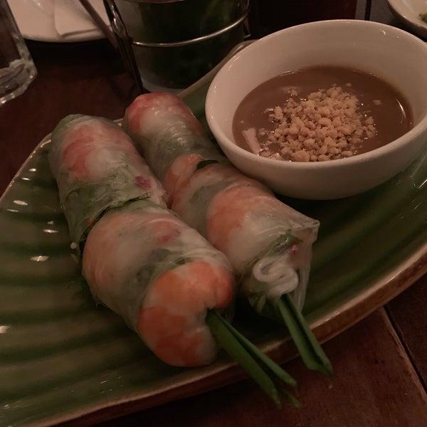 Das Foto wurde bei Falansai Vietnamese Kitchen von Pedro J. am 6/29/2019 aufgenommen