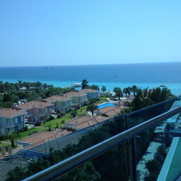 8/23/2013 tarihinde Hatice A.ziyaretçi tarafından Q Premium Resort Hotel Alanya'de çekilen fotoğraf