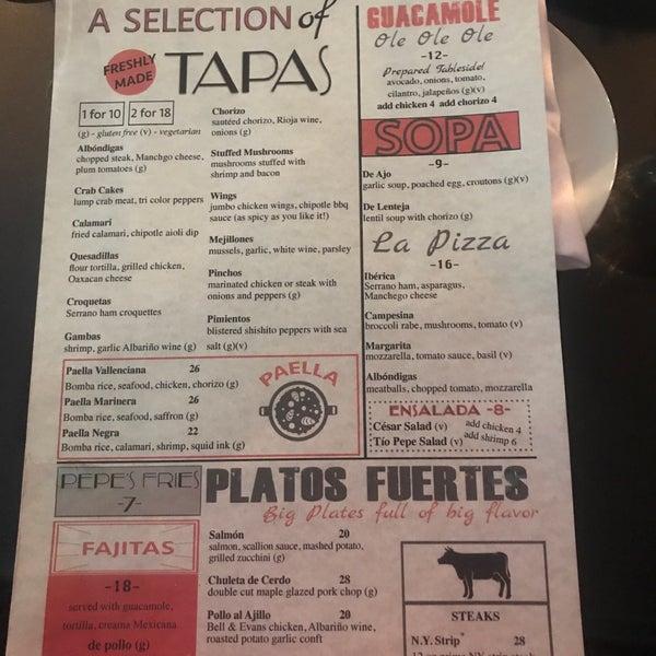 Снимок сделан в Tio Pepe Restaurant пользователем Celene R. 7/10/2018