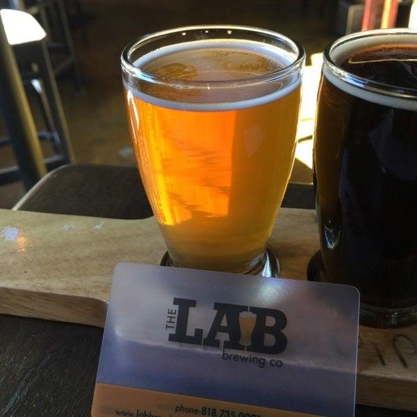 Das Foto wurde bei The Lab Brewing Co. von C M. am 10/24/2014 aufgenommen