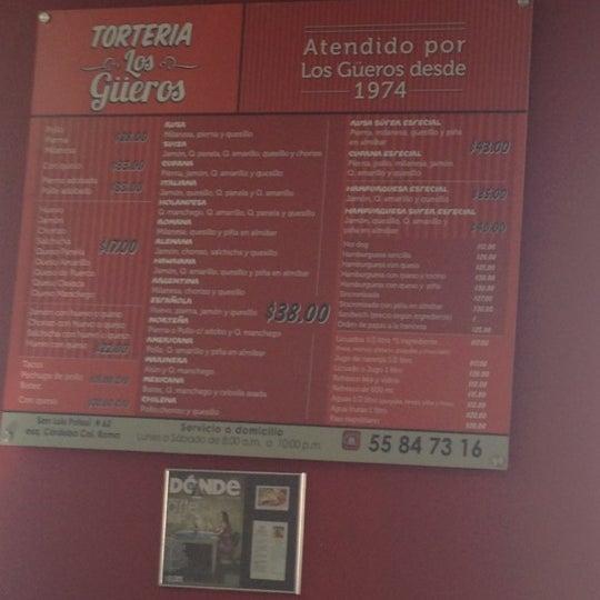 """Das Foto wurde bei Tortería """"Los Güeros"""" von Jerri J. am 2/11/2013 aufgenommen"""