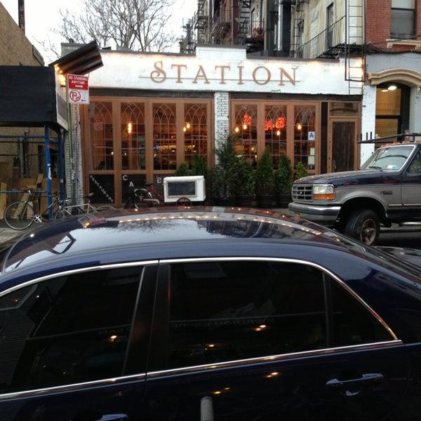 1/30/2013にCarlosT1がStationで撮った写真