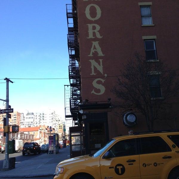 Photo prise au Moran's - Chelsea par CarlosT1 le1/22/2013