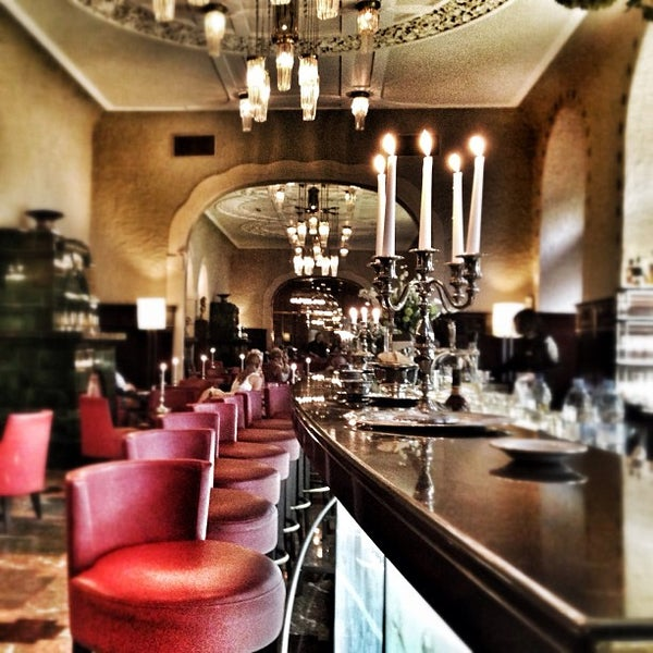 The Lobby <b>Bar</b> - Дворцовый округ - Гранд Отель Европа