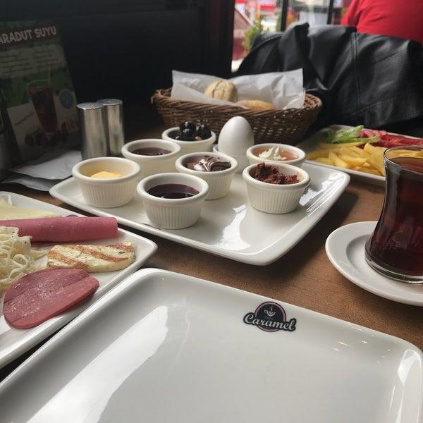 Das Foto wurde bei Coffee Caramel von fatoş am 4/7/2018 aufgenommen