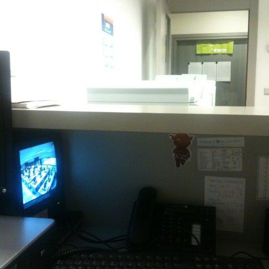Foto tomada en FCOM - Facultad de Comunicación por Sara L. el 12/14/2012
