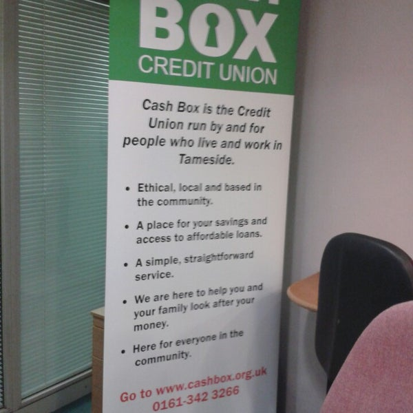 Cash box кредит