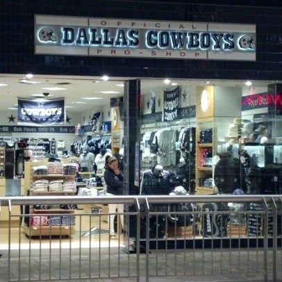 san francisco 096ca 71038 Dallas Cowboys Pro Shop - Lakeline Mall - Clothing Store in ...