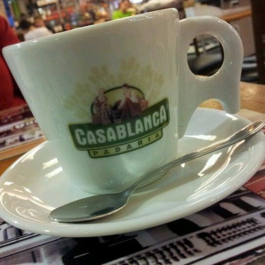 Foto scattata a Padaria Casablanca da Bagão d. il 10/27/2012