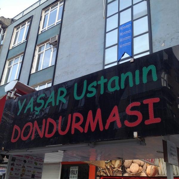 Foto tirada no(a) Dondurmacı Yaşar Usta por abram e. em 4/20/2013