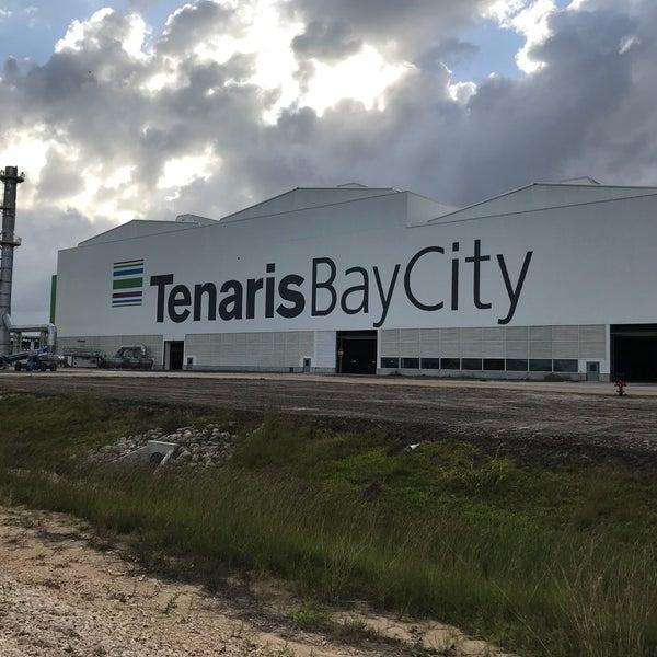 Tenaris Bay City - Factory