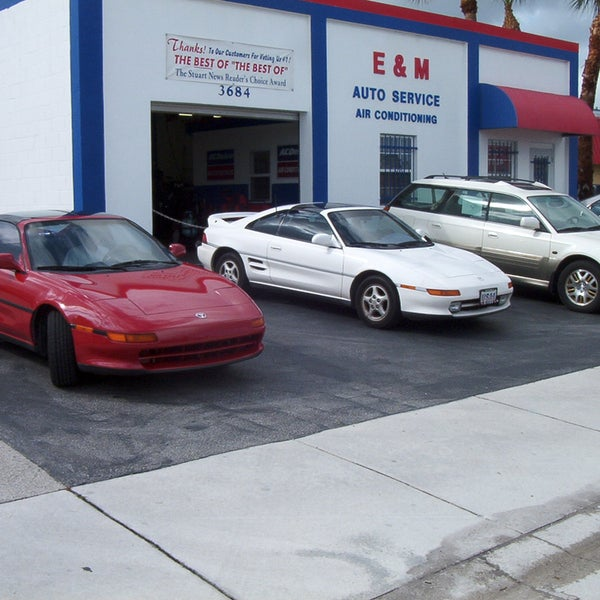 Photo taken at E M Motors by E ...