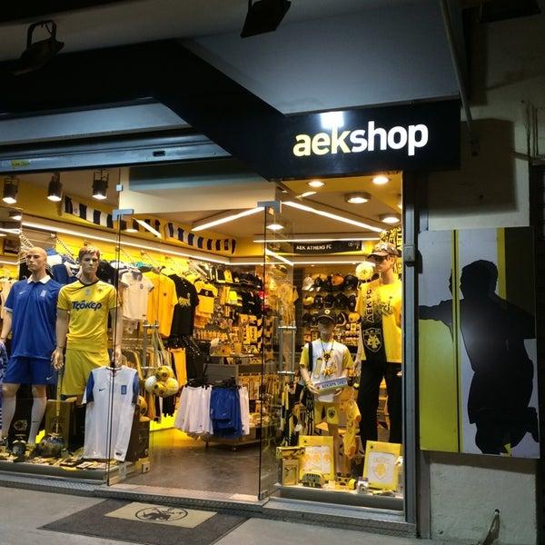 AEK Shop 3 - Μοναστηράκι - Αθήνα, Αττική