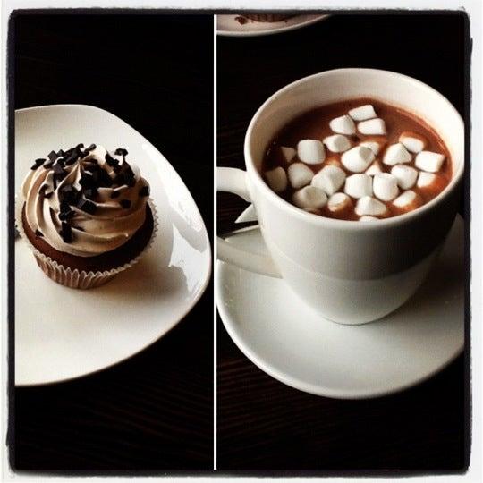 Photo prise au Cup&Cake / Кап&Кейк par Sasha💋 le11/23/2012