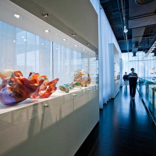 Photo prise au Corning Museum of Glass par Corning Museum of Glass le10/13/2013