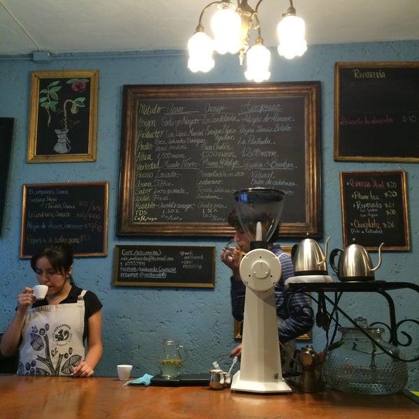 Foto scattata a Café Avellaneda da Talía C. il 2/10/2015
