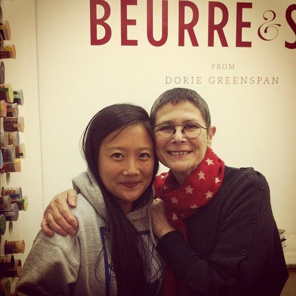 Das Foto wurde bei Beurre & Sel from Dorie Greenspan von UPD0WNACR0SS am 10/16/2012 aufgenommen