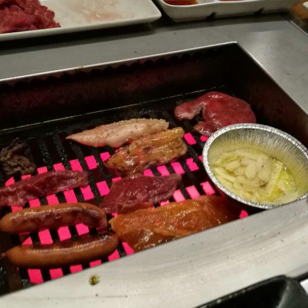 Photo prise au Kintan Japanese BBQ par キシ K. le1/20/2018