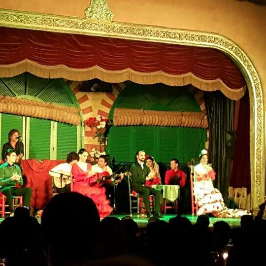Foto tomada en Tablao Flamenco El Palacio Andaluz por Akın İ. el 4/29/2016