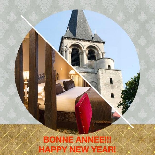 Bonne Année!! Happy New Year!