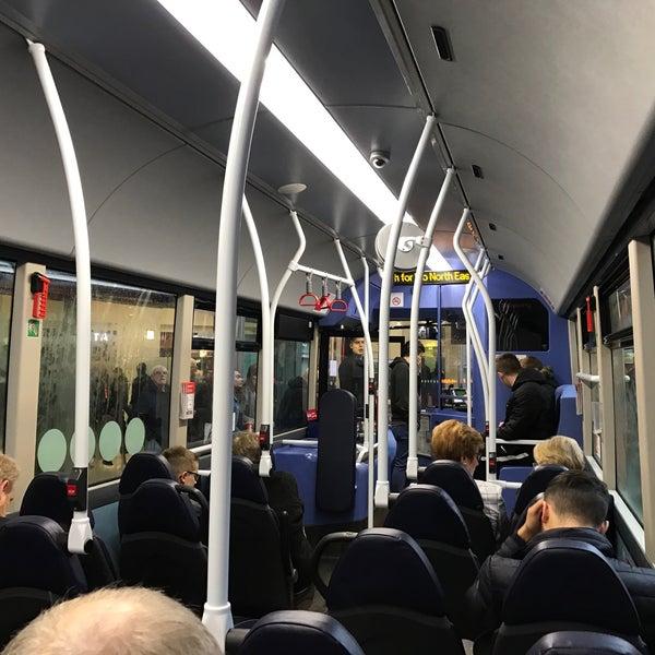 P O Taken At Eldon Square Bus Station By Steven A On 3 11