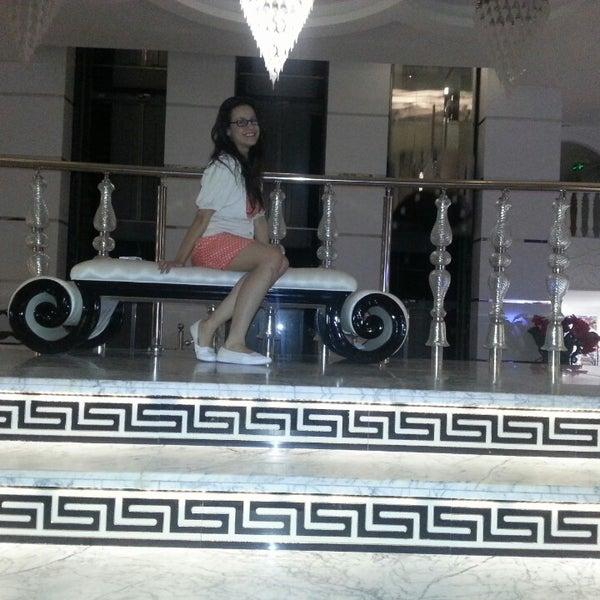 10/26/2013 tarihinde Özlem Şebnem A.ziyaretçi tarafından Q Premium Resort Hotel Alanya'de çekilen fotoğraf