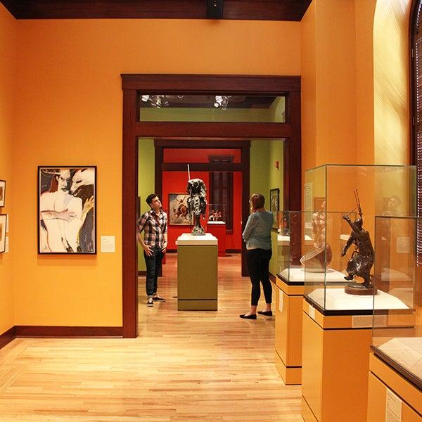 Das Foto wurde bei The Rockwell Museum von The Rockwell Museum am 2/7/2017 aufgenommen