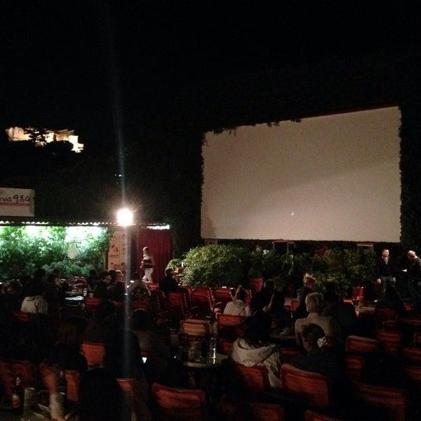 Photo prise au Cine Thisio par Ahmet Emin H. le9/23/2013