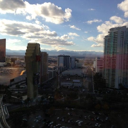 Снимок сделан в LVH - Las Vegas Hotel & Casino пользователем John O. 12/15/2012