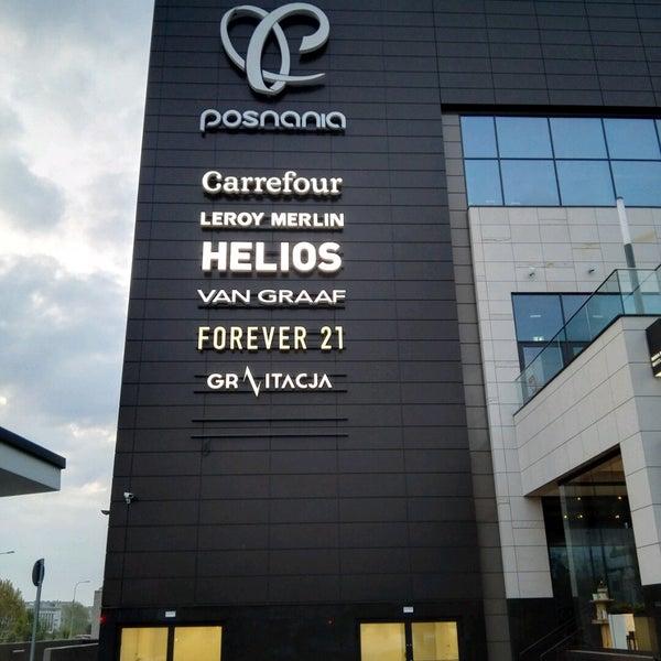 Posnania Einkaufszentrum In Poznan