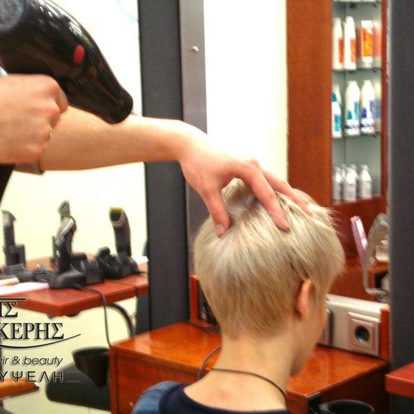 Photos à Telis Kikeris Hair   Beauty Salons - Coiffeur   Barbier à ... 90a236bc1a9