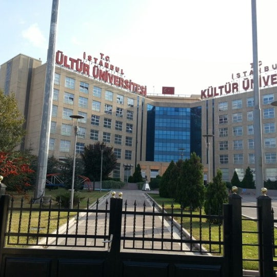 Foto tirada no(a) İstanbul Kültür Üniversitesi por Ramazan D. em 10/21/2012