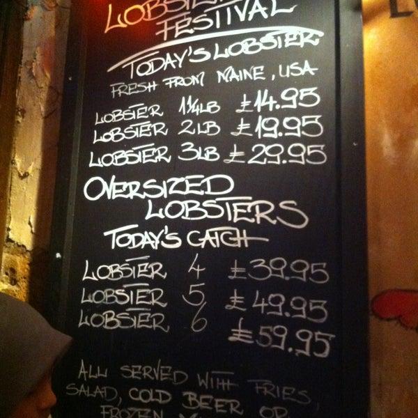 Foto tirada no(a) Big Easy Bar.B.Q & Crabshack por Fiqril A. em 3/29/2013