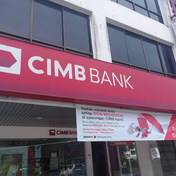 CIMB Bank - Miri, Sarawak