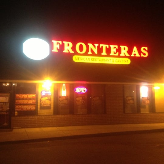 Fronteras Mexican Restaurant Now