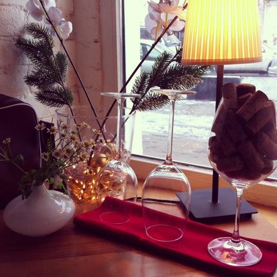 Photo prise au Le Bouchon Café par Natali D. le12/3/2012