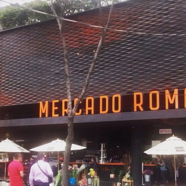 5/1/2015에 Vania A.님이 Mercado Roma에서 찍은 사진