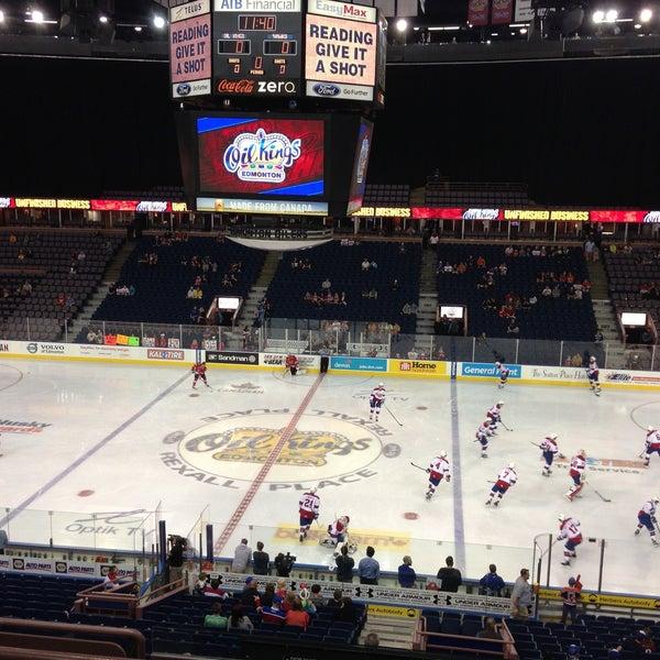5/12/2013 tarihinde Robziyaretçi tarafından Northlands Coliseum'de çekilen fotoğraf