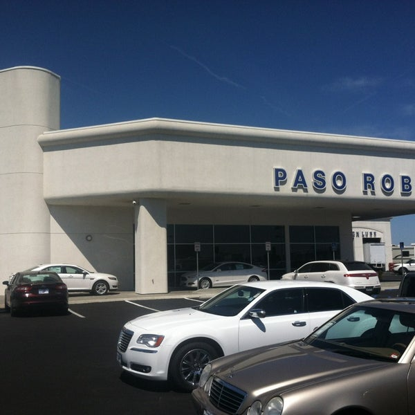 Paso Robles Ford >> Photos At Paso Robles Ford Lincoln Mercury Auto Dealership
