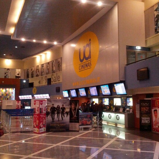 Cinema Milano Bicocca