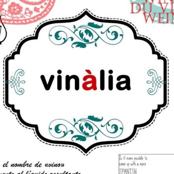 รูปภาพถ่ายที่ Vinalia โดย Carlos F. เมื่อ 1/11/2016