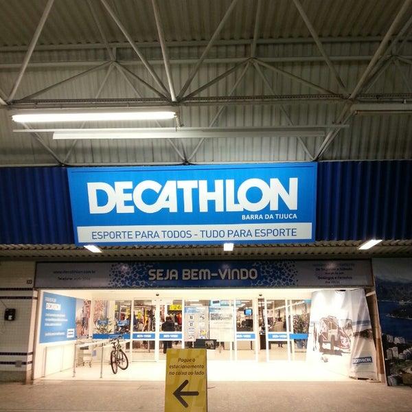 5f46d6a5b Decathlon - Barra da Tijuca - 93 dicas