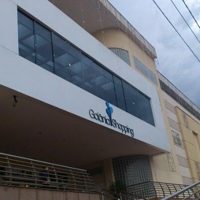 11/10/2012 tarihinde Marco Aurelio M.ziyaretçi tarafından Goiânia Shopping'de çekilen fotoğraf