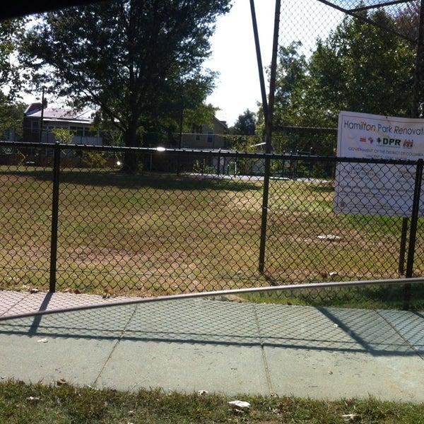 Hamilton Park Playground - Playground