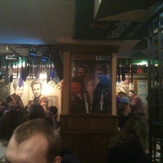 Photo prise au Boondock Pub par Vsevolod D. le11/3/2012