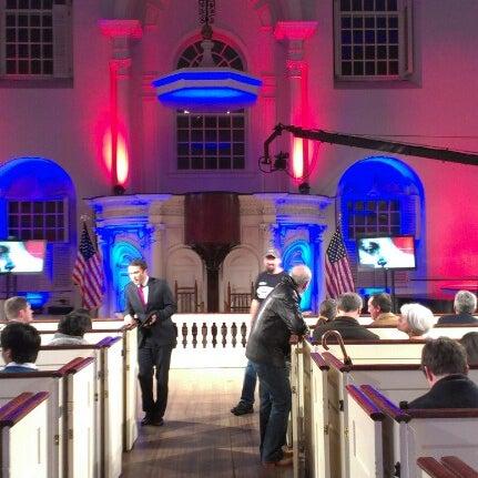 11/2/2012にDaniel P.がOld South Meeting Houseで撮った写真