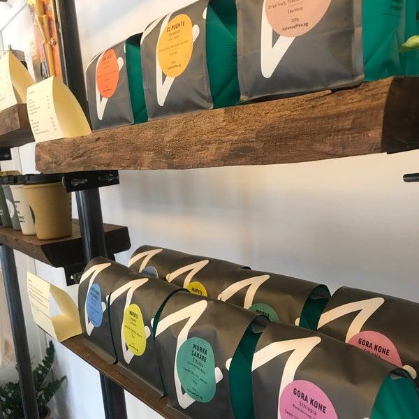 9/12/2019にNimaがNylon Coffee Roastersで撮った写真